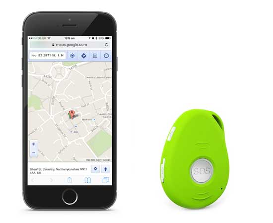 Carephone: GPS SOS Tracker