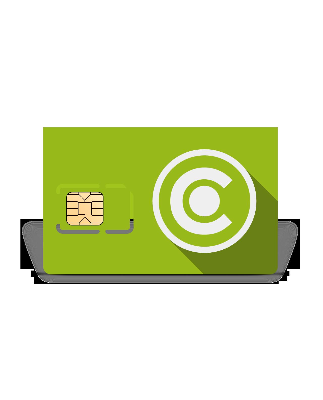 carephone roaming SIM
