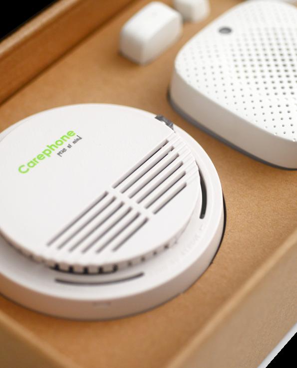 carephone smarthome kit