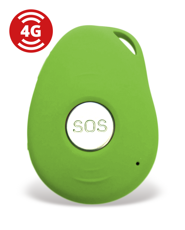 carephone gps tracker green