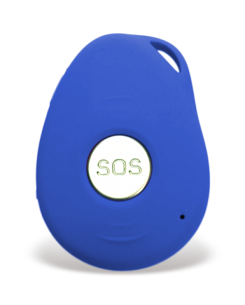 carephone gps tracker blue