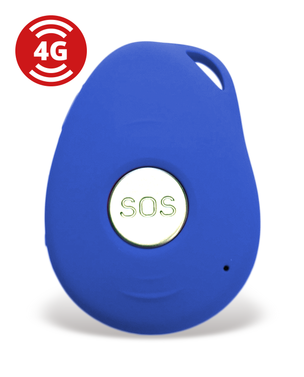 carephone gps tracker blue